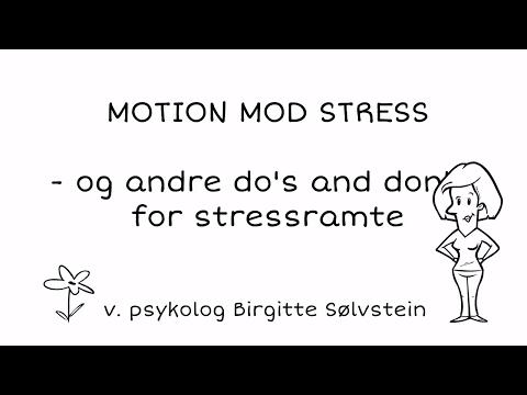 motion mod stress