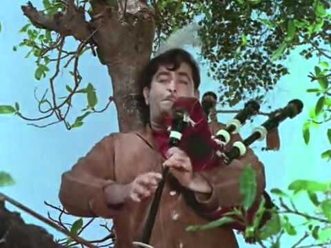 Raj Kapoor bol radha bol Sangam 1964...