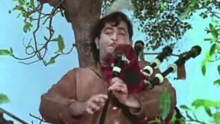 Raj Kapoor bol radha bol Sangam 1964 ~~~.flv