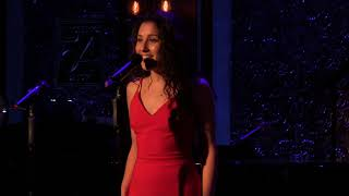 "Raquel Nobile - ""Christmas Lullaby"" (Jason Robert Brown)"