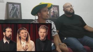 [OFFICIAL VIDEO] O Come, All Ye Faithful - Pentatonix REACT