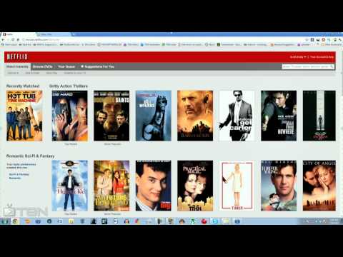 ★ Electronics  Netflix Changing Movie Rental and Streaming Services!, ft. Connor  TGN