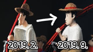 Create figures with 3d pen (VS  Half a year ago)