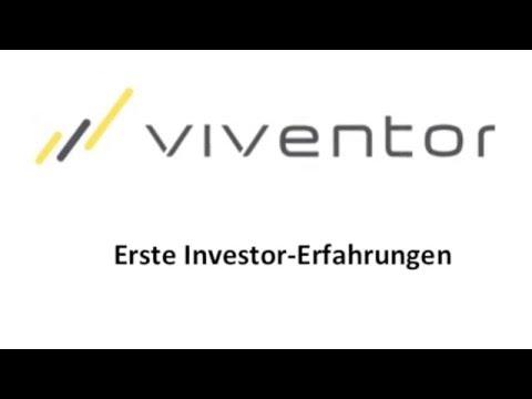 Kreditmarktplatz Viventor - erste Erfahrungen als Investor | lending-school.de