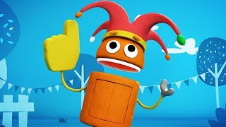 StoryBots | If You're Happy Song and Other Nursery Rhymes For Kids | Kids Songs