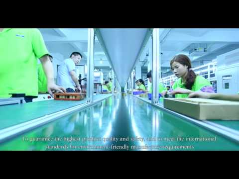 RHY introduction 2017--Shenzhen Rich Hao Yuan Energy technology Ltd