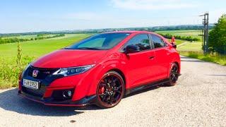 Honda Civic Type R 2015 Videos