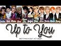 Prettymuch Feat. Nct Dream - Up To You  Color Coded Lyrics