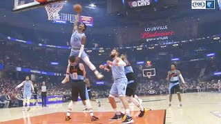Ja Morant Wanna Murder Kevin Love With Near Disrespectful Dunk Of The Year! Grizzlies vs Cavaliers