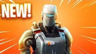 Fortnite HXD New Robot Skins 2018
