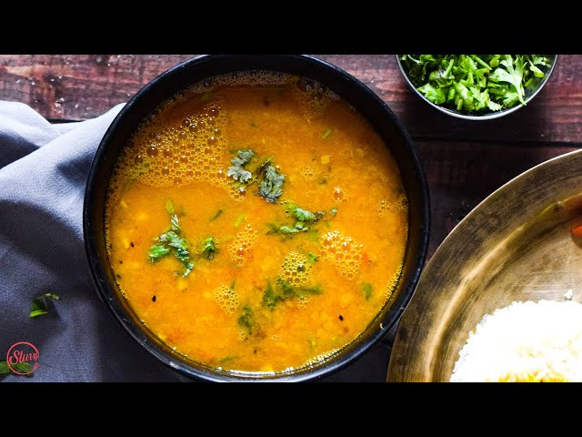 Pressure Cooker Arhar Dal | Toor Dal | One Pot Toor Dal | Veg Recipes | Slurrp