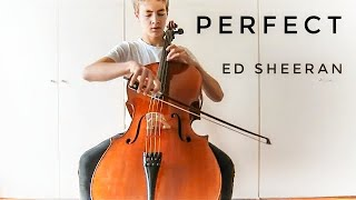 Perfect - Cello Cover - JGProductions