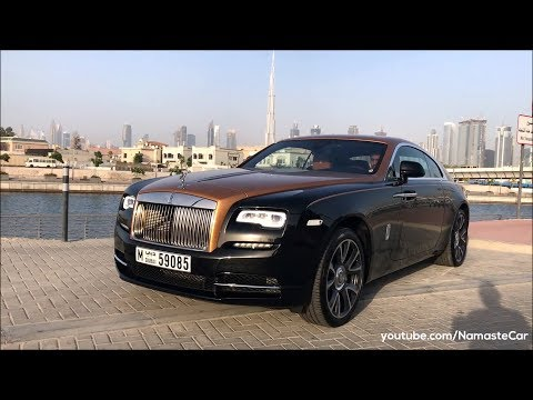 Rolls-Royce Wraith & Black Badge 2018 | Real-life review