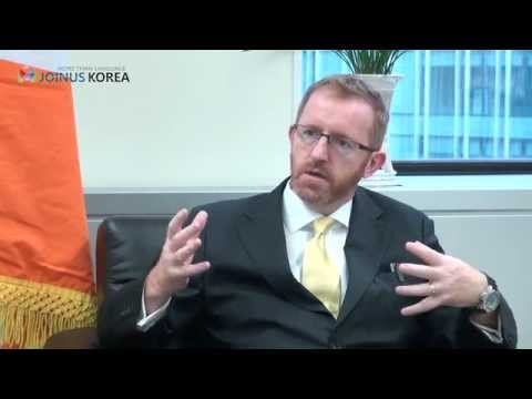 Relay Interview with Irish Ambassador to Korea -JOINUS KOREA (조인어스코리아)