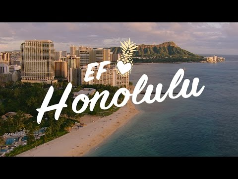 EF ❤ Honolulu