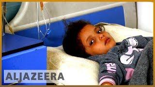 🇾🇪 Yemen: Diphtheria outbreak 'symptoms of collapsed health system' | Al Jazeera English