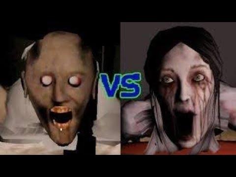 granny-vs-marta- -horror-game- -👻-gameplay-👻