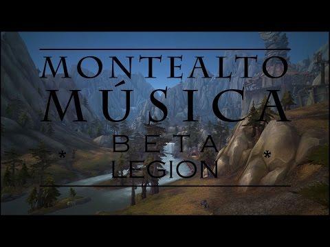 MÚSICA DE LEGION: MONTEALTO.