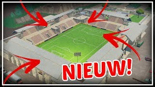 * NEW * FOOTBALL STADIUM & SKINS!! -Fortnite Battle Royale