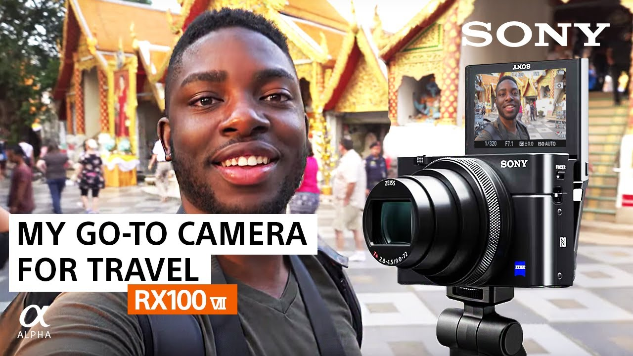 My Go-To Compact Camera for Travel: RX100 VII | Mic-Anthony Hay | Sony Alpha Universe