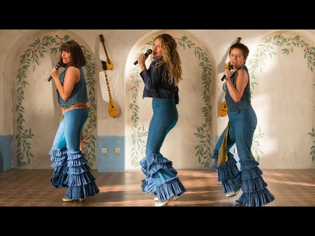 The Onion Reviews Mamma Mia! Here We Go Again