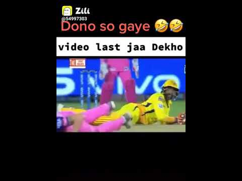 Download Ravindra jadeia powerful six !! cricket funny videos