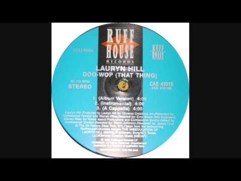 Lauryn Hill - Doo-Wop (That Thing) (Instrumental)