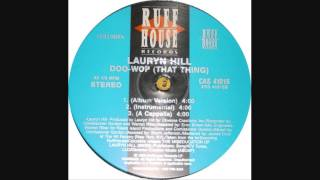 Lauryn Hill - Doo-Wop (That Thing) (Instrumental)
