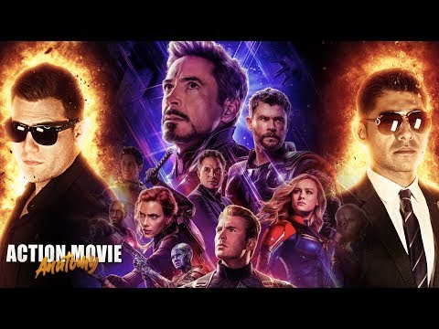 Avengers: Endgame (2019) Review | Action Movie Anatomy