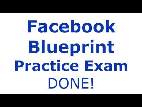 Facebook blueprint practice exam 3x test timelapse youtube facebook blueprint practice exam 3x test timelapse malvernweather Gallery