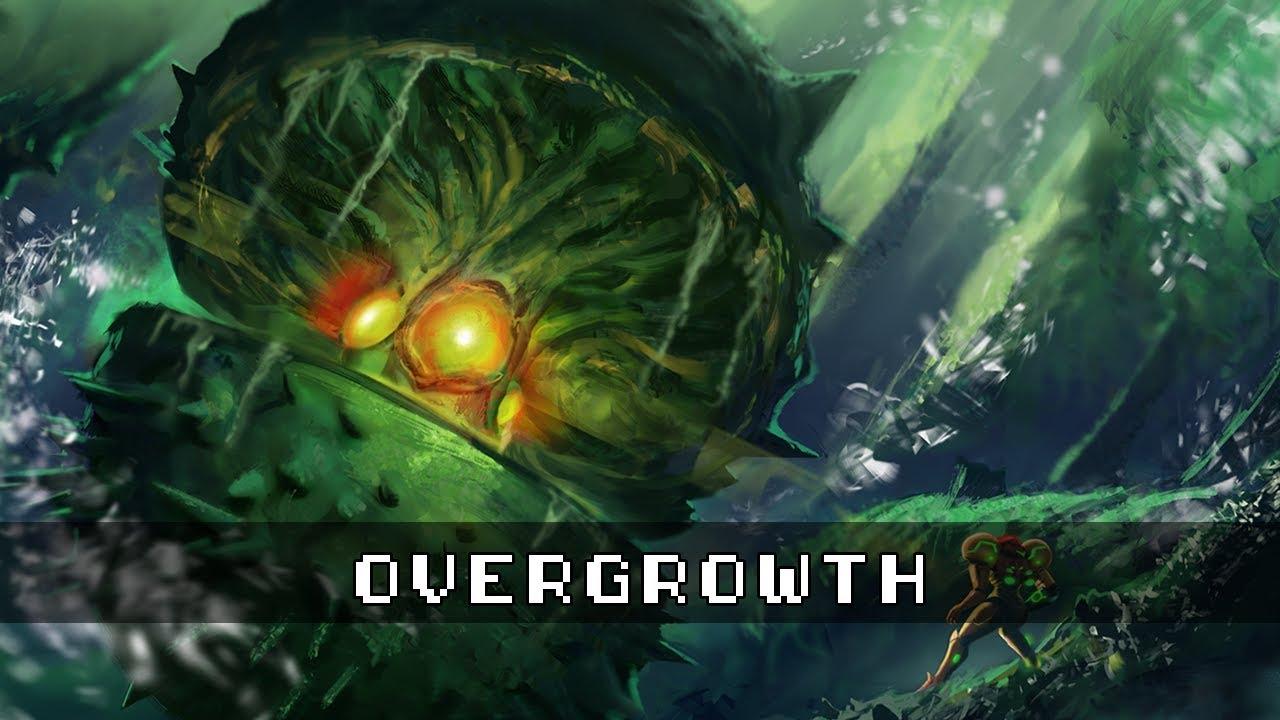 Kamex - Super Metroid: Brinstar Green (Overgrowth) Remix
