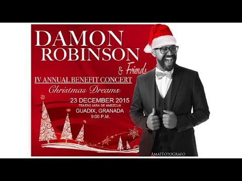 Damon Robinson & Friends IV Annual Christmas Benefit Live Concert