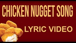 Chicken Nugget Song Lyric Video - Nick Bean