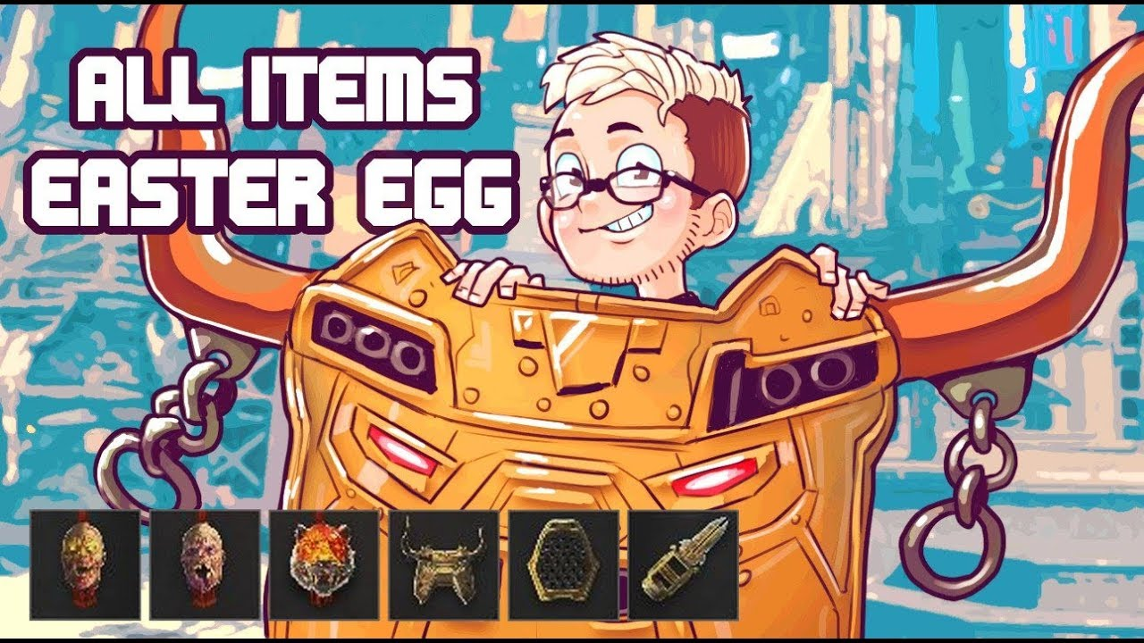 all-items-easter-egg-on-xi-bo4-call-of-duty-black-ops-4-zombies-gameplay