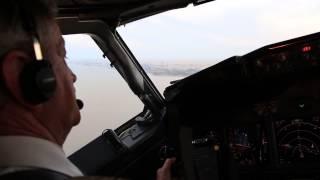 Último vuelo del Comandante Jorge Aguilar
