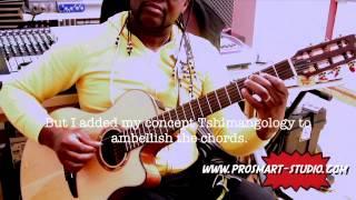 Olivier Tshimanga: DVD Tutorial (Rumba Guitar Techniques)