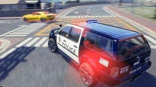 Police Simulator: Patrol Duty - SUV Action! 4K