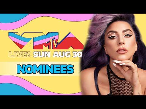 MTV Video Music Awards 2020 | Nominees