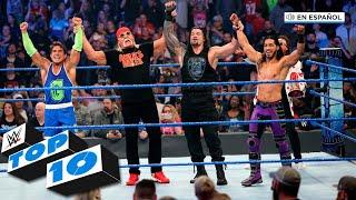 Top 10 Mejores Momentos de SmackDown En Español: WWE Top 10, Oct. 25, 2019