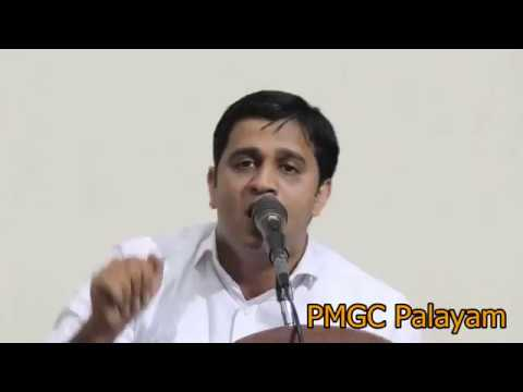 Having The Mind of Christ - Pr. Aneesh Thomas (Ranni) [Malayalam Christian Sermon]