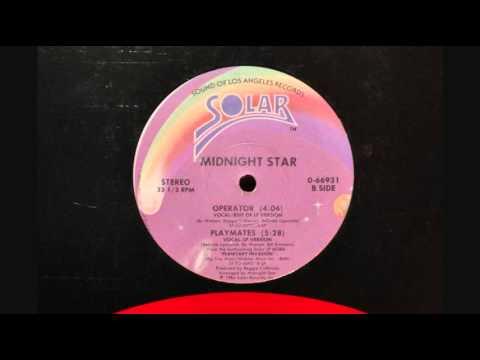 """Midnight Star - """"Playmates (Long Version)"""""""