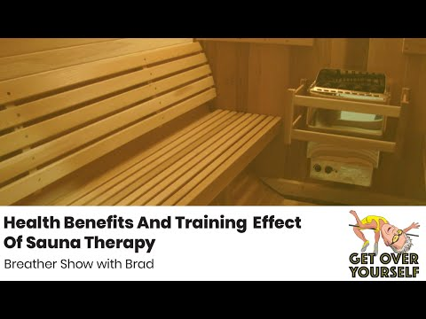 Episode 131: Health Benefits And Training Effect Of Sauna Therapy