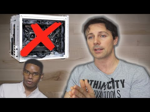 The Verge PC Build Reaction - How did 13 People Get it SO WRONG...?!