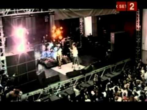 Red Hot Chili Peppers - MTV Jammed (Vans Skate Park) - 2002