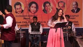 Zindagi Har Kadam Ek Nayi Jung Hai Duet Song By Pankaj And Komal |Aaroh Musical Group |