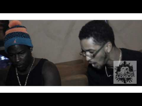 "LOUDMOUTHLEAGUE : JAMAE ""THA PRINCE"" vs. UNCLE PURP"