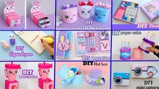 EASY CRAFT IDEAS || School Craft Idea || DIY Origami Craft || School hacks || Paper mini gift idea