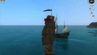 AoP: Caribbean Tales #30 - Fighting the 'Flying Dutchman'! (Flag Galleon, Cl.3)