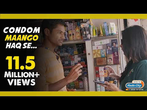 Condom Maango Haq Se - World AIDS Day Video   Udaipur, Rajasthan