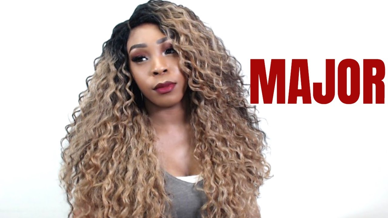 Requested Freetress Equal Synthetic Lace Front Wig Major